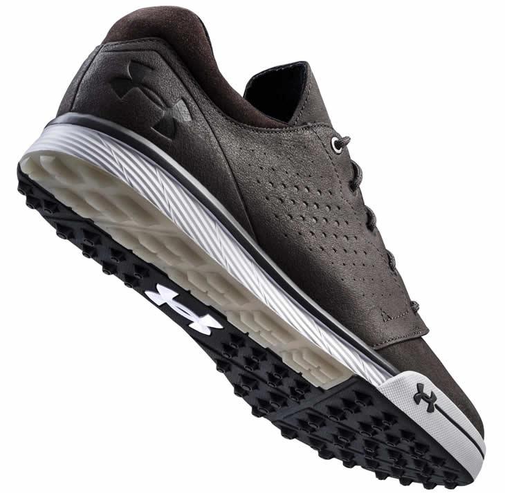Under Armour Unveils First Golf Shoe
