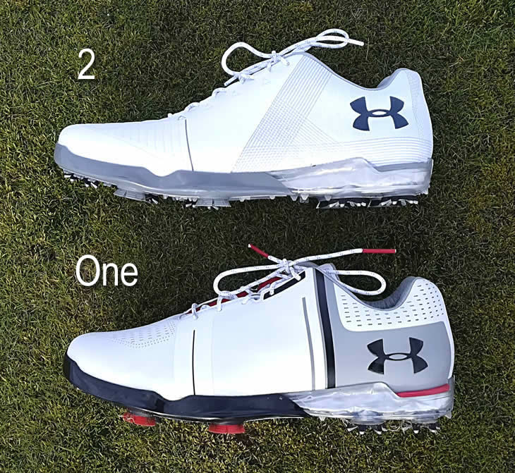 Under Armour Spieth 2 Golf Shoe