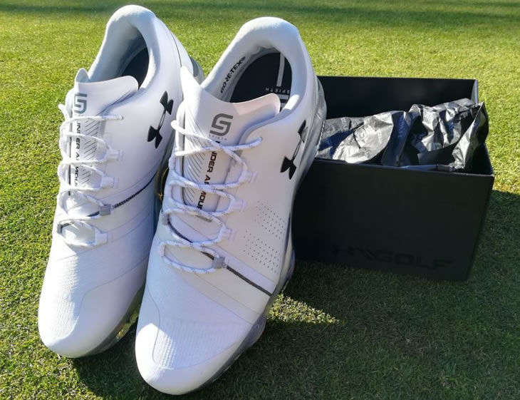 Under Armour Spieth 3 Shoes