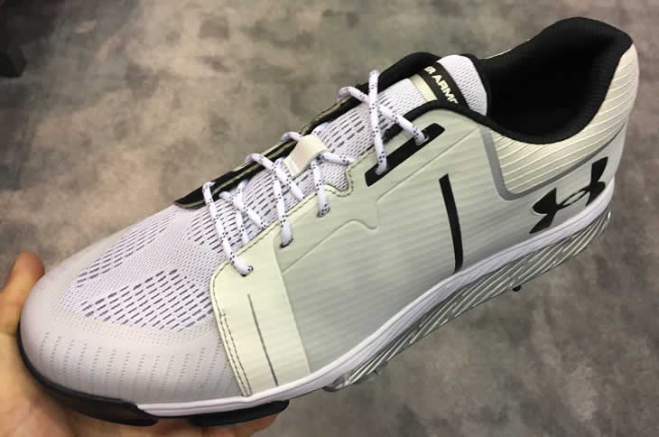 more photos 8de5c 115fb Under Armour Speith One Shoe Q&A With Mike Forsey - Golfalot