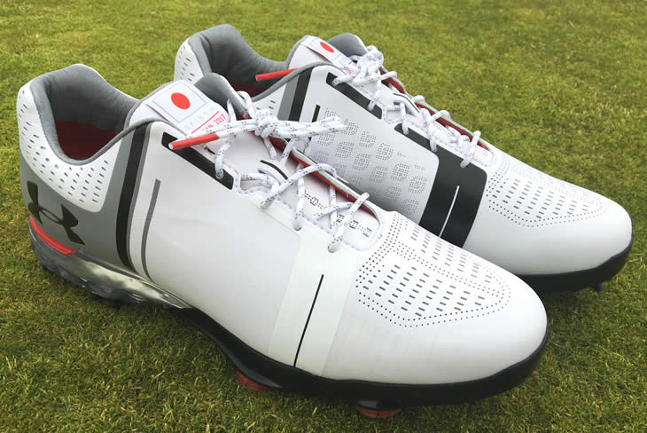 Under Armour Spieth One Golf Shoe Review - Golfalot a4fafc6b1