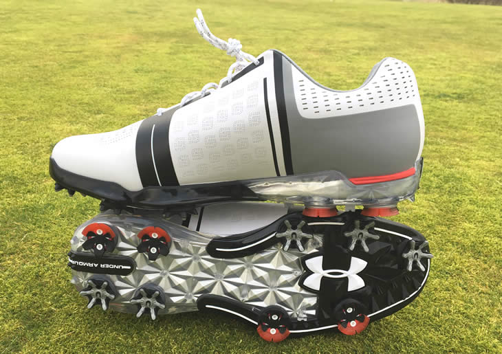 Under Armour Speith One Golf Shoe