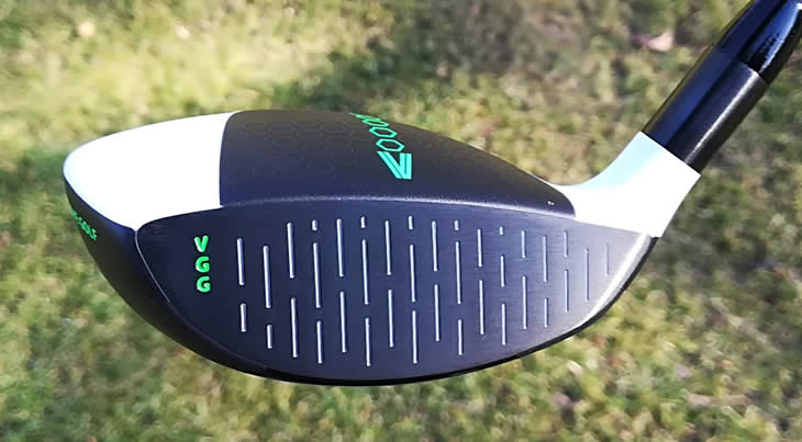 Vertical Groove Fairway