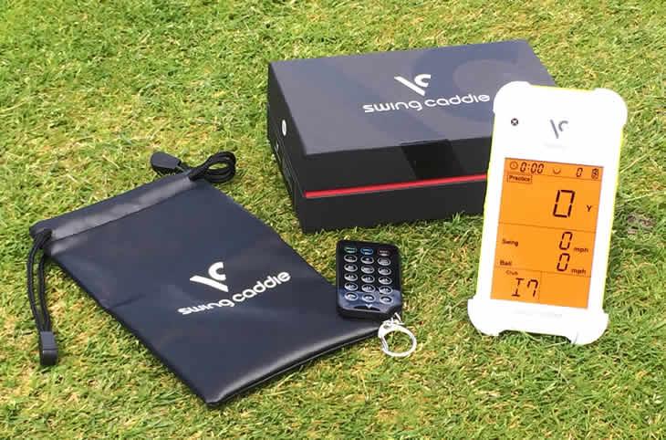 Voice Caddie Swing Caddie Sc100 Golf Practice Aid Review