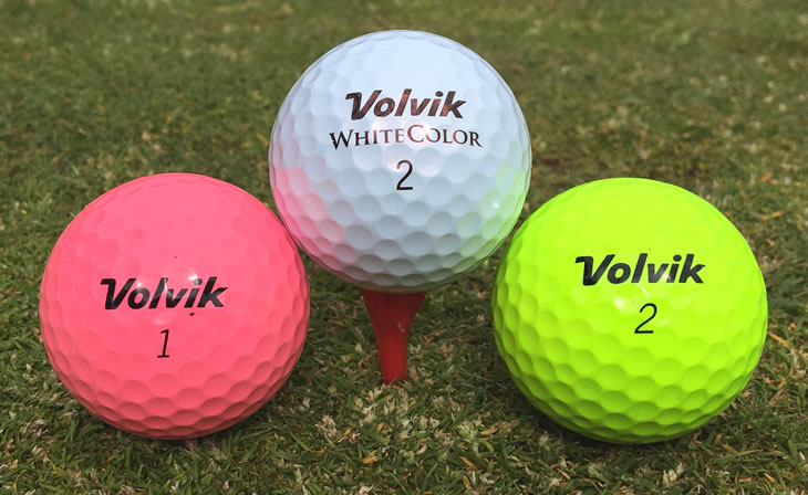 Volvik S4 Golf Ball