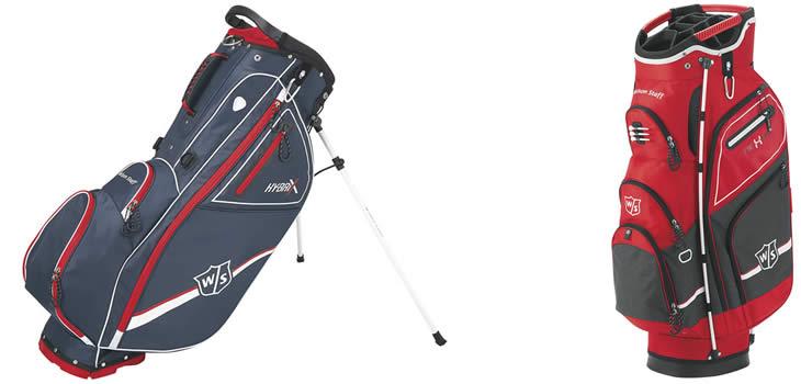 wilson golf bags