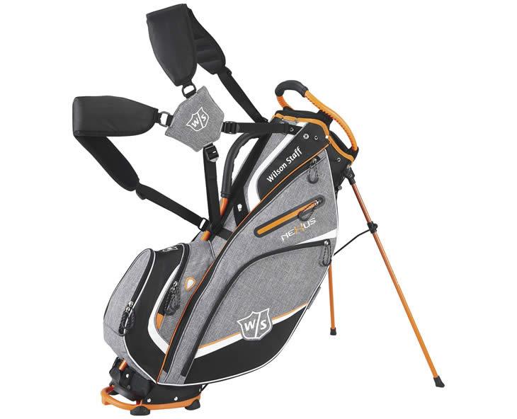 Wilson Introduce 2017 Golf Bag Range - Golfalot