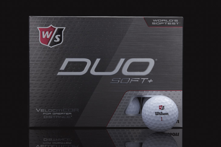 Wilson DUO Soft+ Golf Ball