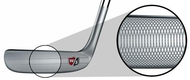 Wilson 8802 Putter Face