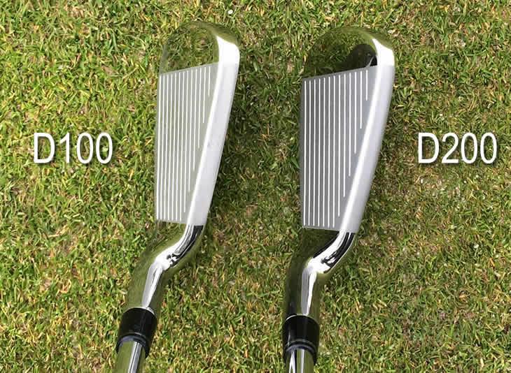 Golf-Artikel **BARGAIN BUY** Wilson Di9 Irons 5-SW Steel Uniflex Shafts RH Golfschläger