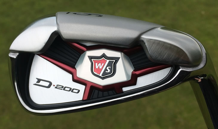 Wilson Staff D200 Irons Review - Golfalot