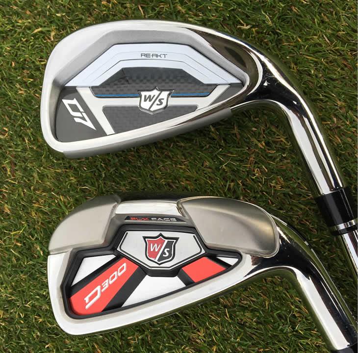 Wilson Staff D7 Irons Review - Golfalot