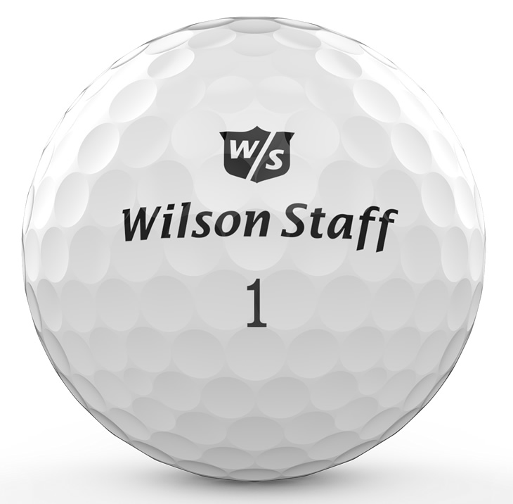 Wilson Duo Professional Golf Ball