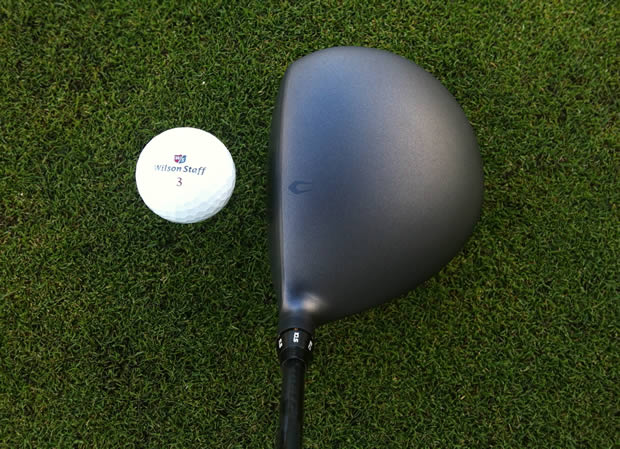 Wilson FG Tour Driver Address