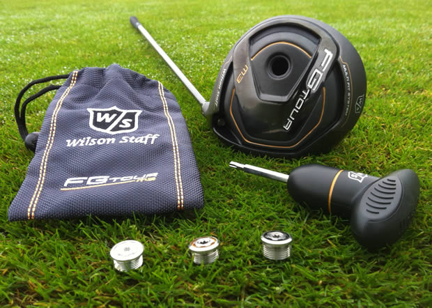 Wilson FG Tour Driver Weights