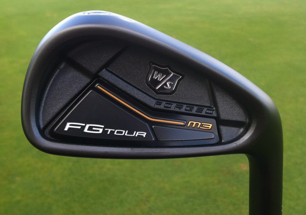Wilson Staff Fg Tour F Irons
