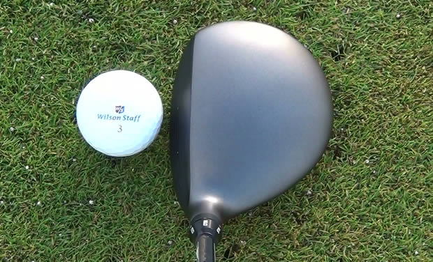 Wilson FG Tour M3 Fairway Address