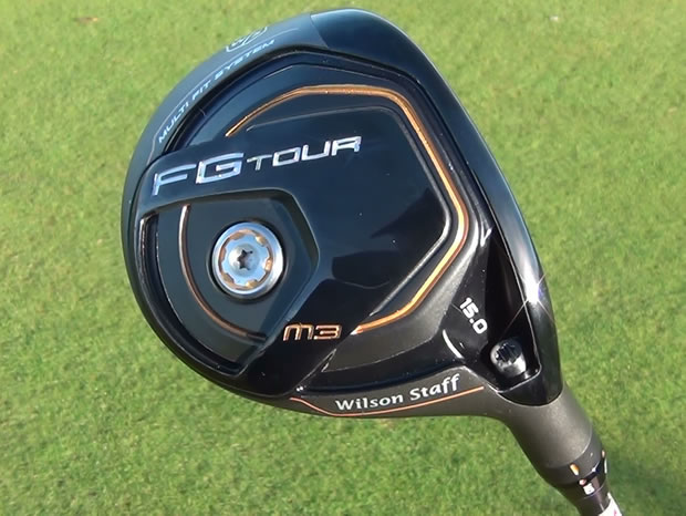 Wilson FG Tour M3 Fairway Sole