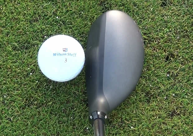Wilson FG Tour M3 Hybrid Address