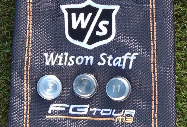 Wilson FG Tour M3 Weights
