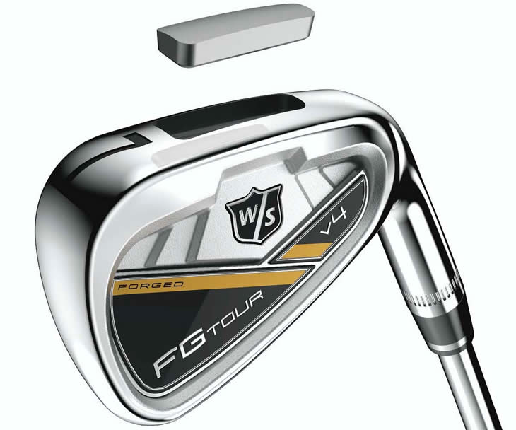 Wilson Staff FG Tour V4 Irons Tungsten Weight