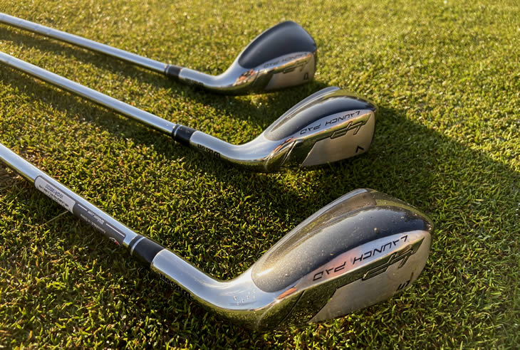 Wilson Staff Launch Pad Irons