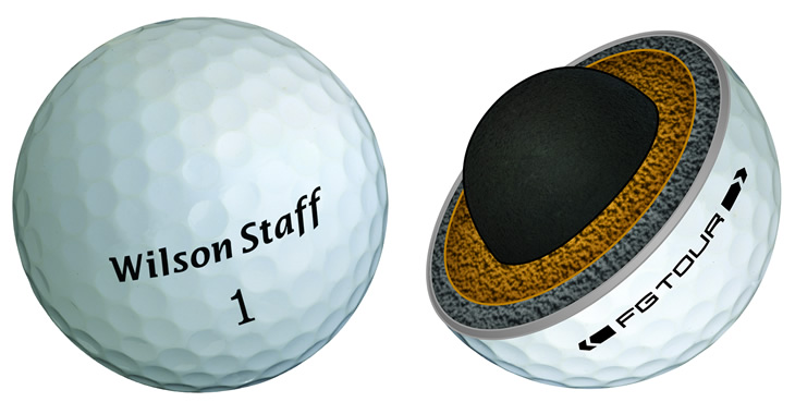 Wilson FG Tour Layers