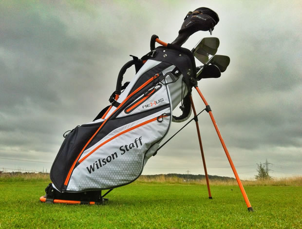 Wilson Staff NeXus Bag