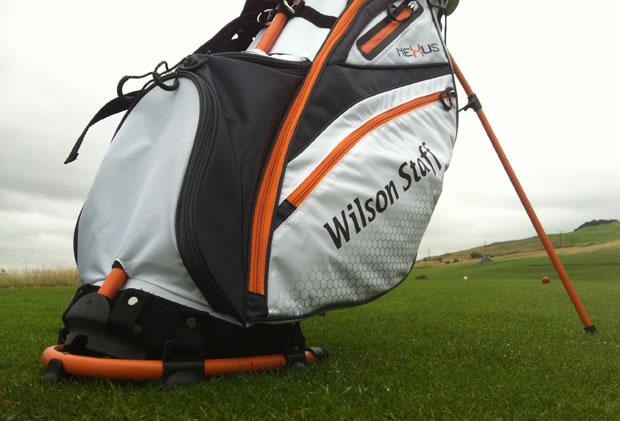 Wilson Staff NeXus Golf Bag Review - Golfalot
