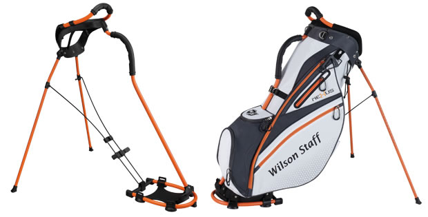 Wilson Staff NeXus frame and bag