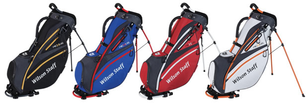 Wilson Staff NeXus Bag Colours