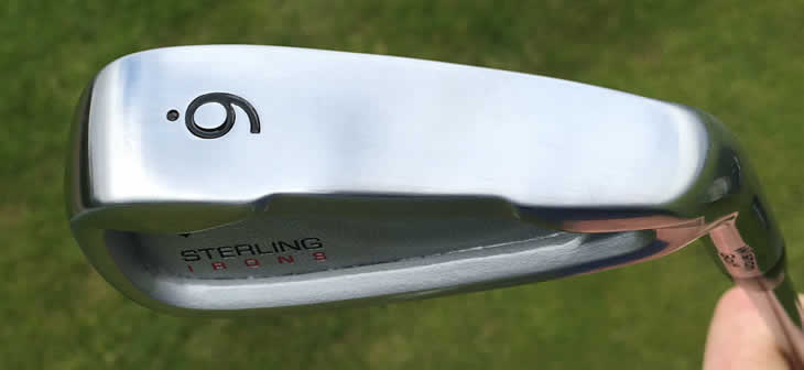 Wishon Sterling Single Length Set Irons Review Golfalot