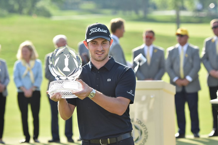 Patrick Cantlay WITB
