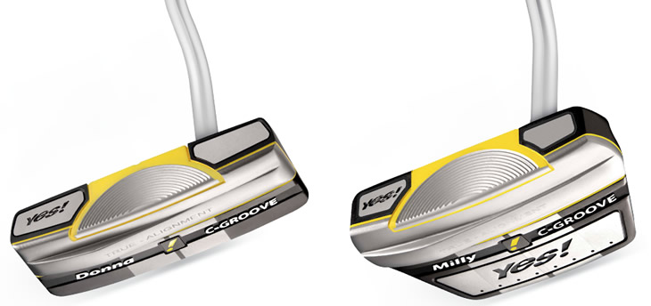 Yes! True Alignment Putters