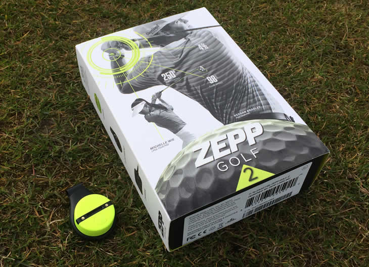 Zepp Golf 2 Sensor Swing Analyser