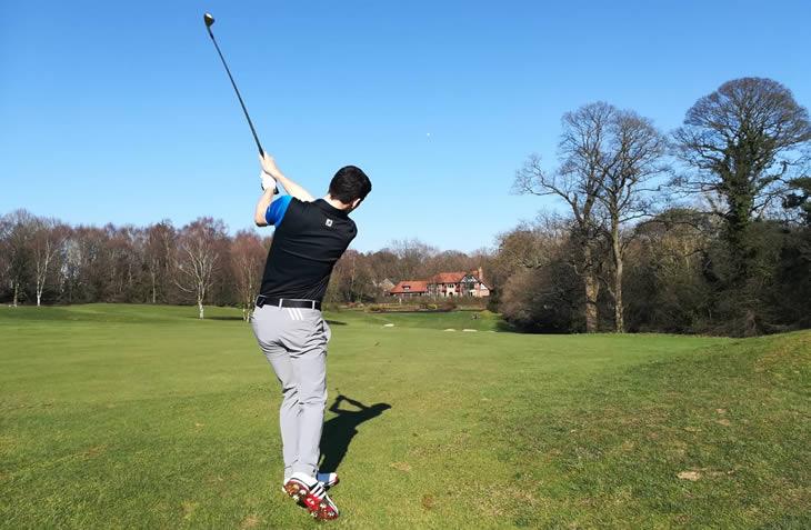 Zero Friction Distance Pro GPS Golf Glove Review - Golfalot