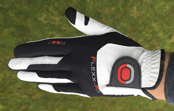 Zoom Weather Golf Glove