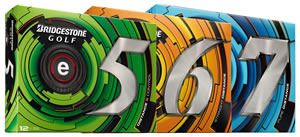 Bridgestone e Golf Balls