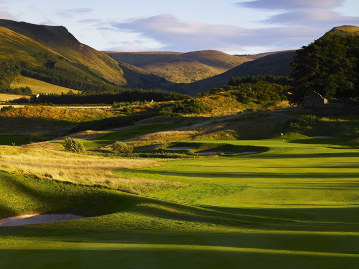 PGA Centenerary Course Gleneagles