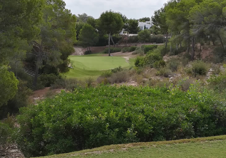 Las Colinas Golf Course