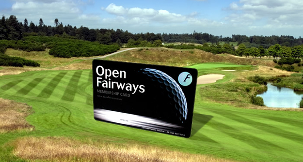 Save £40 On Your next Open Fairways Card
