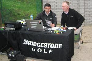 Bridgestone Ball Fitting Challenge