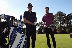 Luke Donald MP-15 Irons