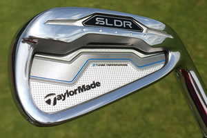 TaylorMade SLDR Irons Review