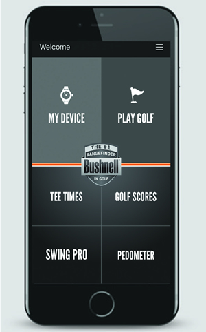 Bushnell GPS Golf App