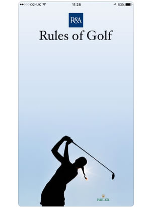 Royal and Ancient Rules of Golf Golf App