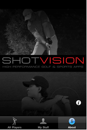 ShotVision Golf ShotVision Golf Golf App
