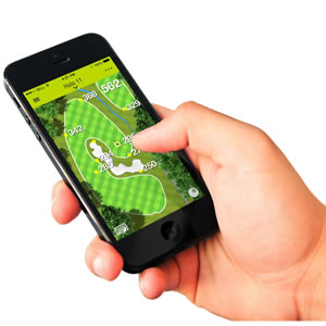 SkyCaddie Mobile Golf App