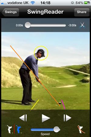 analyzer golfalot