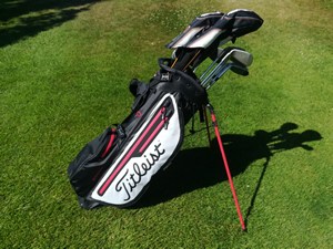 Titleist Players 4 Plus StaDry Golf Bag